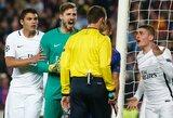 Sunku susitaikyti: PSG išvardijo visas teisėjo klaidas UEFA organizacijai