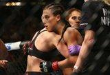Naujasis UFC reitingas: J.Jedrzejczyk ir F.Ngannou kyla į viršų