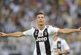 """Dublį pelnęs C.Ronaldo po apmaudžiai išleistos pergalės prieš """"Parma"""": """"Nėra dėl ko nerimauti"""""""
