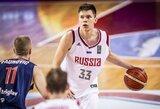 """""""Nevėžį"""" papildė talentingas žaidėjas iš Rusijos"""
