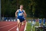 S.Bertašius lengvosios atletikos varžybose Lenkijoje finišavo ketvirtas