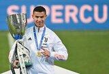Painiava įvarčių rekorduose: ar C.Ronaldo tikrai yra rezultatyviausias visų laikų žaidėjas?