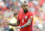 A.Vidalis po pasaulio čempionato trauksis iš Čilės rinktinės