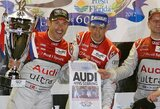 """12 valandų Sebringo lenktynėse - įtikinama """"Audi"""" pergalė"""