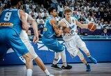 Suomių talentas atvedė rinktinę į sunkią pergalę