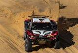M.Serradori sukūrė istoriją: Dakaro ralis to nematė 32 metus