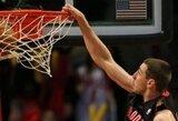 J.Valančiūnas pakilo NBA naujokų reitinge
