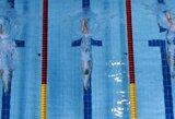 Lietuvos jaunučių žaidynių plaukimo varžybose nugalėjo Kauno miesto pirmoji komanda