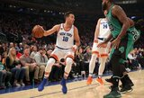 """Du sezonus """"Knicks"""" garbę gynęs S.Vujačičius sugrįžo į Europą"""