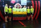 D.Labanauskas iškovojo WDF pasaulio smiginio taurės turnyro bronzą