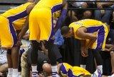 """Talentingasis """"Lakers"""" naujokas patyrė traumą"""