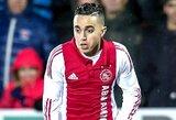"""Pamatykite: tūkstantinė """"Ajax"""" fanų minia atvyko palaikyti A.Nouri ir jo šeimos"""