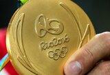 Olimpiados medalių įskaitoje Lietuva užėmė žemiausią vietą nuo 1996 m.