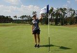 NCAA golfo turnyre G.B.Starkutė užėmė trečią vietą