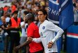 """Geros žinios PSG ekipai: E.Cavani turėtų būti pasirengęs rungtynėms su """"Real"""""""