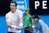 Australijoje įsibėgėjo kova dėl stipriausios pasaulio mišrios teniso komandos titulo