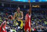 """Drama Stambule baigėsi """"Fenerbahče"""" pergale prieš """"Crvena Zvezda"""""""