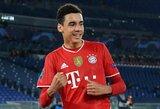 17-metis, įmušęs įvartį Čempionų lygos atkrintamosiose: kas jis toks ir kodėl jis pasirinko žaisti už Vokietijos, o ne Anglijos rinktinę?