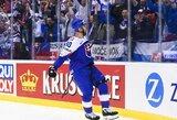 Pasaulio čempionate K.Kakko vedami suomiai iškovojo antrą pergalę