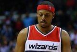"""P.Pierce'as gali persikelti į """"Clippers"""""""