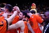 """Nesustabdomos """"Valencia"""" taikiklyje – istorinės """"Lakers"""" ir CSKA serijos"""