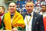 V.Danisevičius nepateko į pasaulio kikbokso čempionato ketvirtfinalį