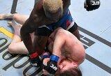 UFC turnyre Las Vegase –pirmasis E.Šahbazijano pralaimėjimas karjeroje