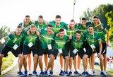 Atidarytas Europos jaunimo olimpinis festivalis