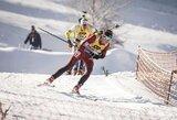 """Netoli medalio buvęs biatlonininkas M.Fominas: """"Jėgų nebebuvo"""""""
