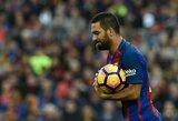 """Buvusio """"Barcelona"""" saugo A.Turano grasinimas žurnalistui: """"Sutraiškysiu tavo galvą ir akis!"""""""