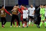 Vokietija pasaulio čempionato atrankoje netikėtai nusileido Šiaurės Makedonijos futbolininkams