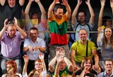 Lietuvos gyventojai aukos darbą dėl Europos čempionato kovų