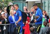 """Žaidimo laiku nepatenkintas N.Matičius ketina kalbėtis su """"Manchester United"""""""