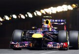 """M.Webberis ir S.Vettelis: """"Red Bull"""" greitis kelia nerimą"""""""