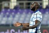 """""""Real"""" nusitaikė į """"Inter"""" lyderį"""