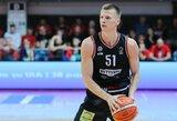 """Optimalią sportinę formą pasiekęs A.Butkevičius: """"Negalime leisti varžovams pajausti žaidimo"""""""