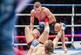 """Aiškios visos MMA turnyro """"Siemens"""" arenoje kovos: kokia kovotojų pergalių ir pralaimėjimų istorija?"""