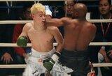 T.Nasukawa įvardijo savo sąlygas dėl kovos su C.McGregoru