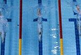 D.Rapšys ir D.Margevičius toliau skina pergales Airijos plaukimo čempionate