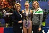 Pasaulio meninės gimnastikos taurės etape B.Budginas į finalus nepateko