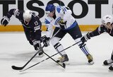 Pasaulio ledo ritulio čempionato ketvirtfinalyje – dramatiška Suomijos rinktinės pergalė paskutinėmis sekundėmis