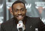 """""""Bulls"""" papildęs J.Parkeris: """"Krepšininkams mokama ne už gynybą, o čempionatus laimi puolimas"""""""