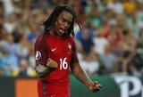 """Benfica"" pagerbė išvykusį R.Sanchesą puikiu vaizdo klipu"