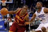 D.Waitersas sukūrė gražiausią NBA dienos momentą