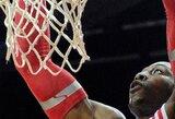 """D.Howardo akistata su """"Lakers"""" klubu baigėsi skausminga nesėkme paskutinę sekundę"""