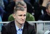 """P.Jankūnas: """"Žaidėjai pavargo nuo pažadų. Po Eurolygos varžybų treniruosimės individualiai"""""""