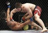 """Paviešinti """"UFC 219"""" turnyro kovotojų uždarbiai"""