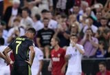 C.Ronaldo bausmė už raudoną kortelę paaiškės kitą savaitę