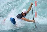 Prancūzas T.Estanguet iškovojo kanojų slalomo varžybų aukso medalį