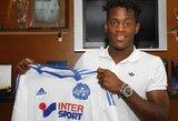 """""""Marseille"""" klubas įsigijo puolėją ir saugą (+ 6 perėjimai)"""